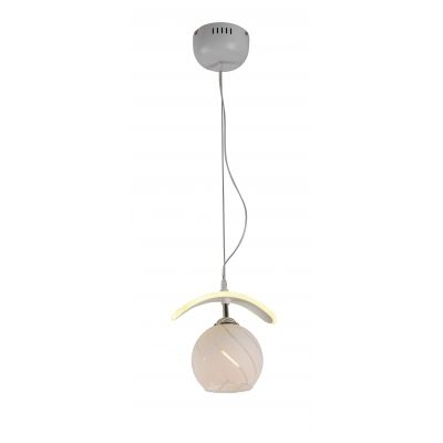 Pendant lamp E27 + LED 19325