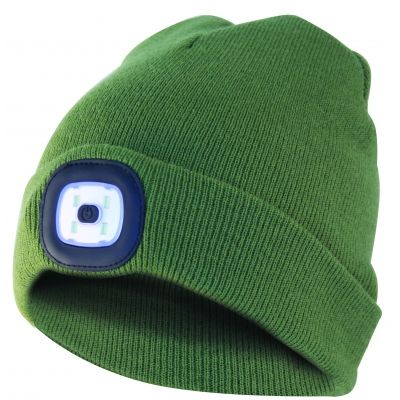 Hat with USB lamp 20372