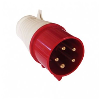 Industrial plug male, 3P (5)
