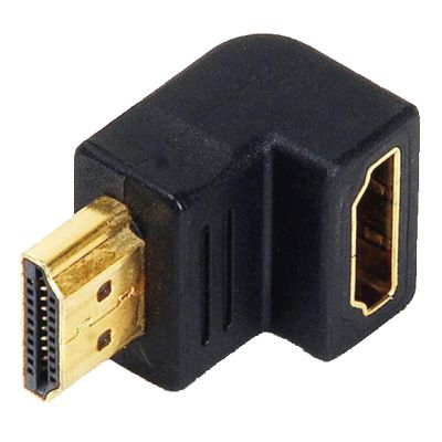 HDMI kutni adapter (90°)
