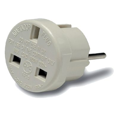 STRUJNI ADAPTER EURO/UK